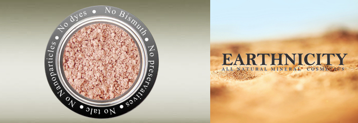 Earthnicity All Natural Mineral Cosmetics