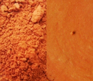 Mineral Eyeshadow - Orange Pop